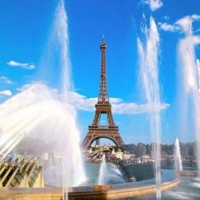 Школьный тур в Париж