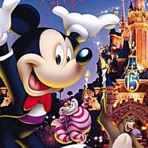 Тур в Disneyland