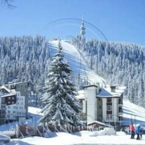 Апартаменты в горах на горнолыжном курорте Бормио.