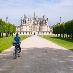 Тур во Францию: По замкам Луары на велосипеде