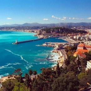 Австрия-Италия-Франция-Монако