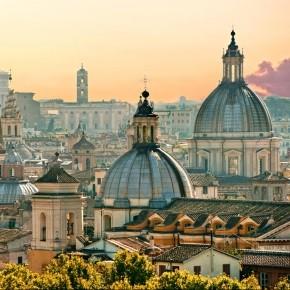 Австрия-Италия с заездом в Рим