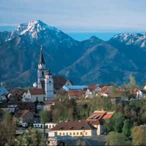 Велотур по Словении