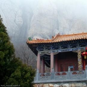 Священные горы Китая.